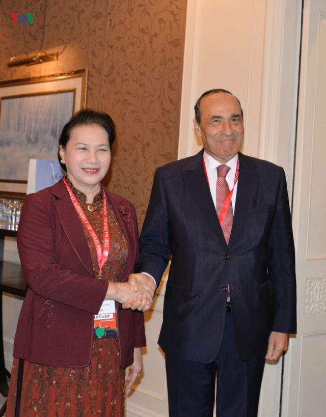 Morocco Seeks to Join The Asian Inter-Parliamentary Assembly