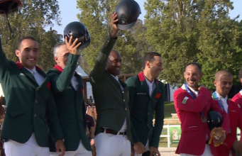 Morocco Wins Gold in Equestrian Show Jumping at African Games