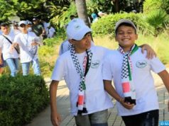 Morocco to Host 12th Annual Holiday Camps for the Children of Al Quds