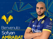 Morocco's Sofyan Amrabat Joins Italy's Hellas Verona on Loan