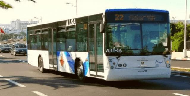 New Buses to Hit Rabat's Roads Starting Wednesday