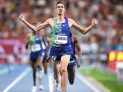 Paris Diamond League: Soufiane El Bakkali Wins Race Despite Bloody Foot