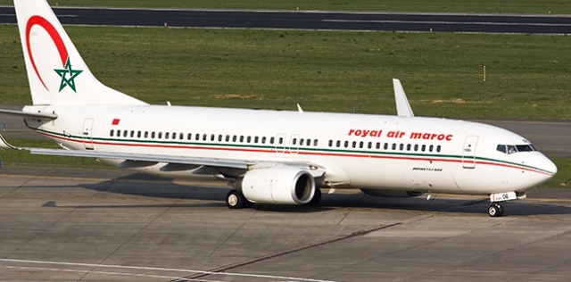 Paris Orly Staff Evacuates Passengers from Royal Air Maroc Flight due to Smoke in Engine