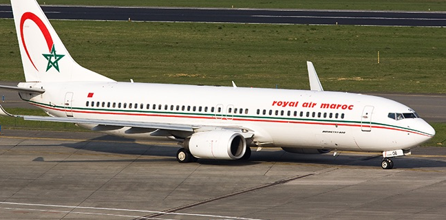 Paris Orly Staff Evacuates Passengers from Royal Air Maroc Flight due to Smoke in Engine