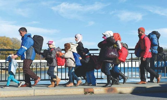 Police Arrest Moroccan Woman After She Abandoned Her Children in Melilla