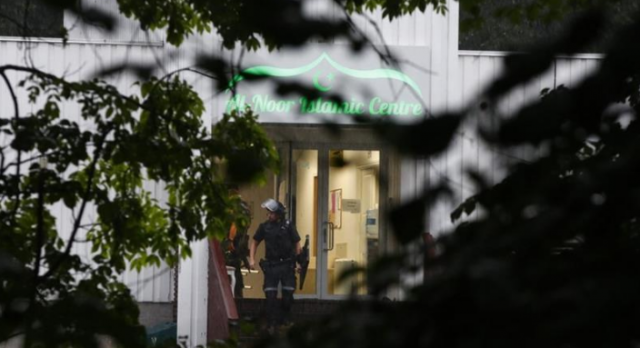 Police Investigate Norway Mosque Shooting As Possible Terror Act