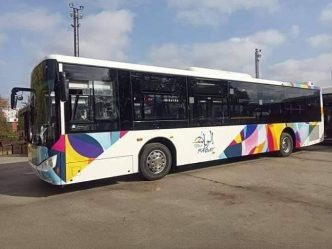 Over 300 new buses by Alsa-City Bus will be coming to Rabat.