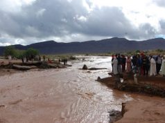 Rainstorms Cause Floods in Southern Morocco, Several People Missing
