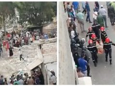 Residents of Douar El Garaa in Rabat Clash with Moroccan Police