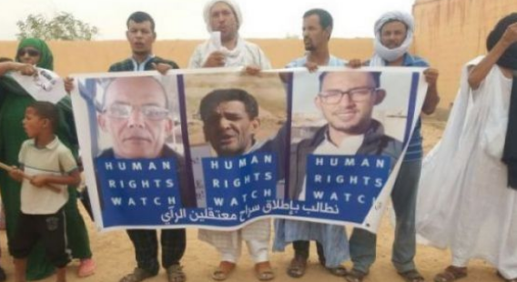 Sahrawi Movement Urges UN to Stop Polisario's Arbitrary Detentions
