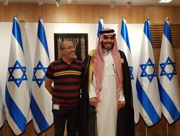 Saudi Blogger, 'My Visit to Israel Was Like Being in Heaven'