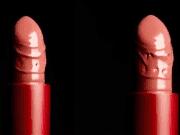 Nars phallic lipstick