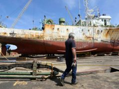 Spanish Shipyard Repairs Moroccan Oceanographic Research Vessel