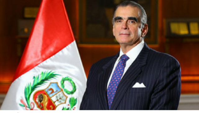 Speaker of Peru's Congress Reiterates Support for Morocco's Autonomy Plan