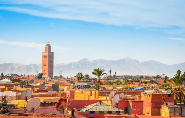 Tourism Observatory: Overnight Stays in Marrakech Continue to Increase