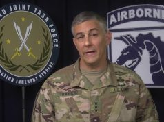 US' AFRICOM Commander Visits Morocco, Discusses Security Cooperation