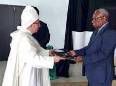 Karim Medrek Presents His Credentials as New Moroccan Ambassador to Vanuatu
