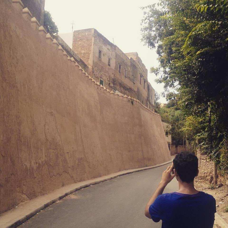 Jewish walls