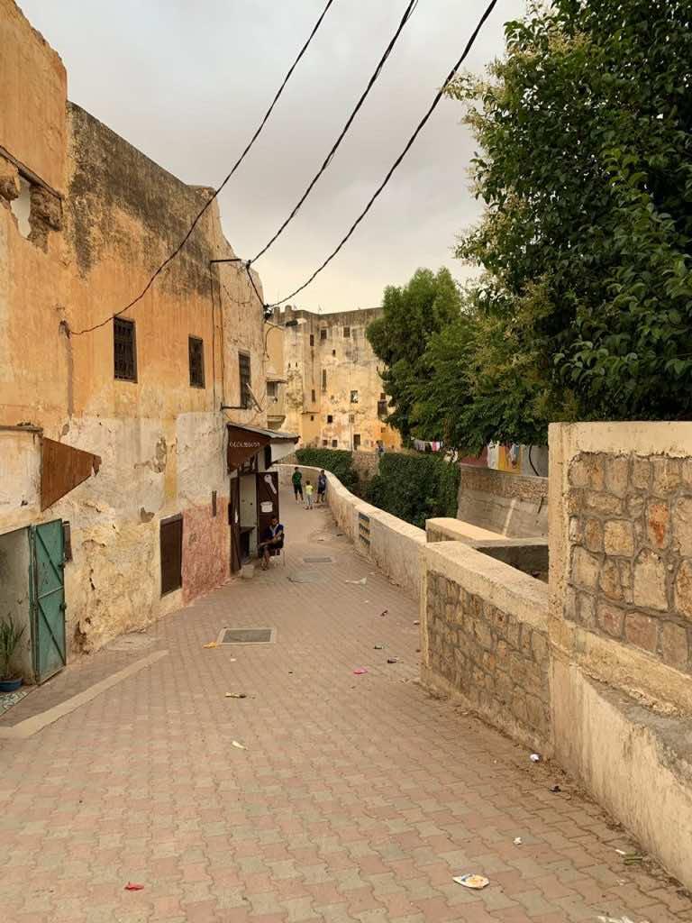 Medina along Aggai river