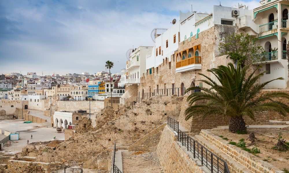 Tangier's old medina