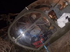 'Helicopter' Transporting Cocaine Crashes Near Assilah