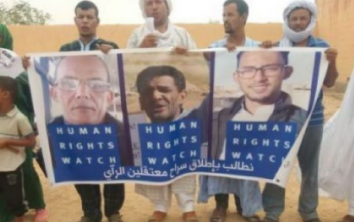 100 Days on, Polisario Silent on Detention of Opposition Activists