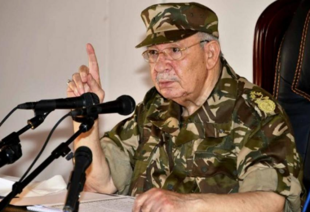Algerian Army Chief Accuses Anti-Election Protesters of Repeating 'Biased' Slogans