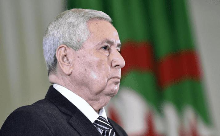 Algerian Interim President Announces Presidential Election for December 12