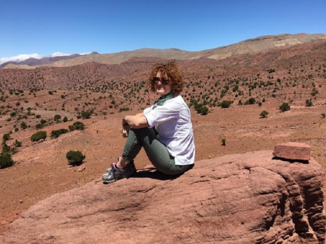 American Woman Strives to Bring Drinking Water to Moroccans in Atlas Mountains