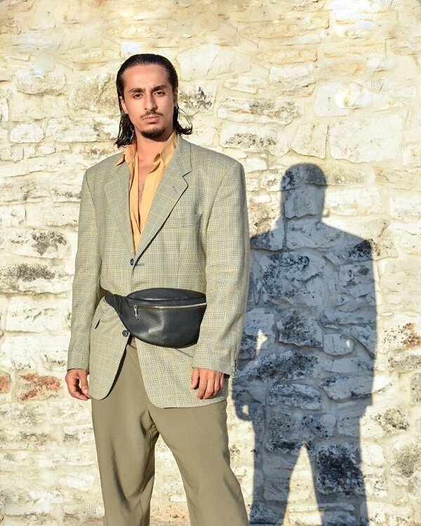 Faces of Moroccan Design Anwar Bougroug, Innovator of Unisex Fashion