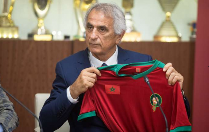 Atlas Lions' Coach Halilhodzic Vows to Give Each Player a Chance