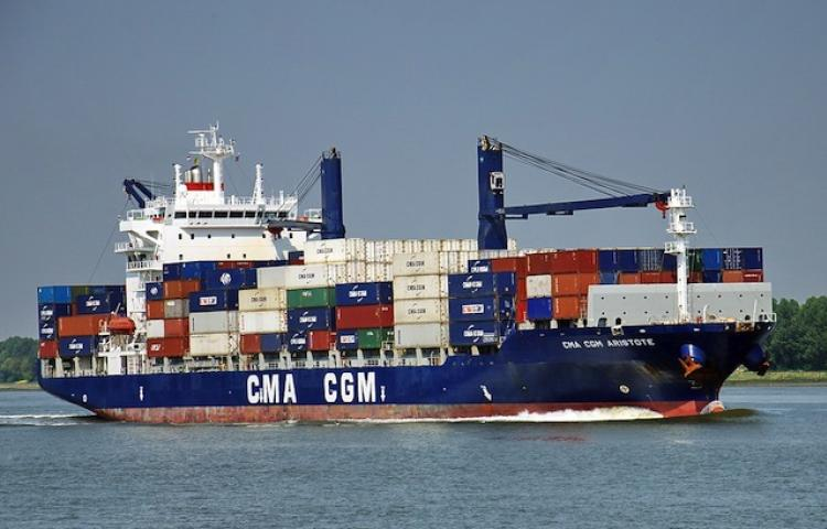 CMA CGM Shuttle Service to Include Dakhla Port