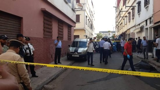 Police Arrest Suspect Involved in Killing, Burning of Woman in Casablanca