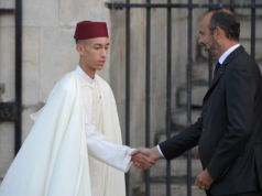 Crown Prince Moulay El Hassan Represents Morocco at Chirac's Funeral