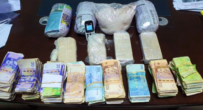 Moroccan Police Seize Two Kilograms of Heroin in Tangier