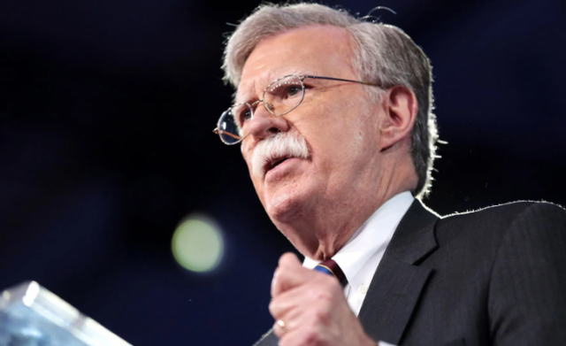 Donald Trump Fires Anti-UN, Warmonger John Bolton