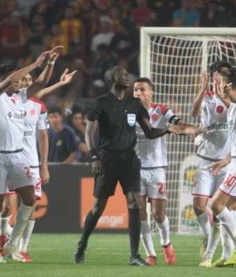 EST-Wydad Controversy: CAF's Final Verdict Shatters Wydad's Championship Hopes