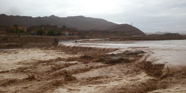 Floods Hit Khenifra Province, Kill Two