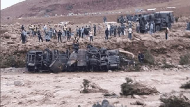 Floods in Errachidia, Morocco
