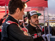 Formula One Superstar Fernando Alonso to Participate in Rally of Morocco