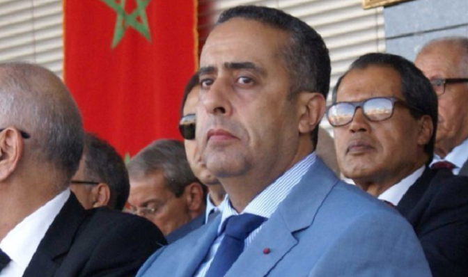 Head of DGSN-DGST Hammouchi Back in Morocco after Working Visit in Italy