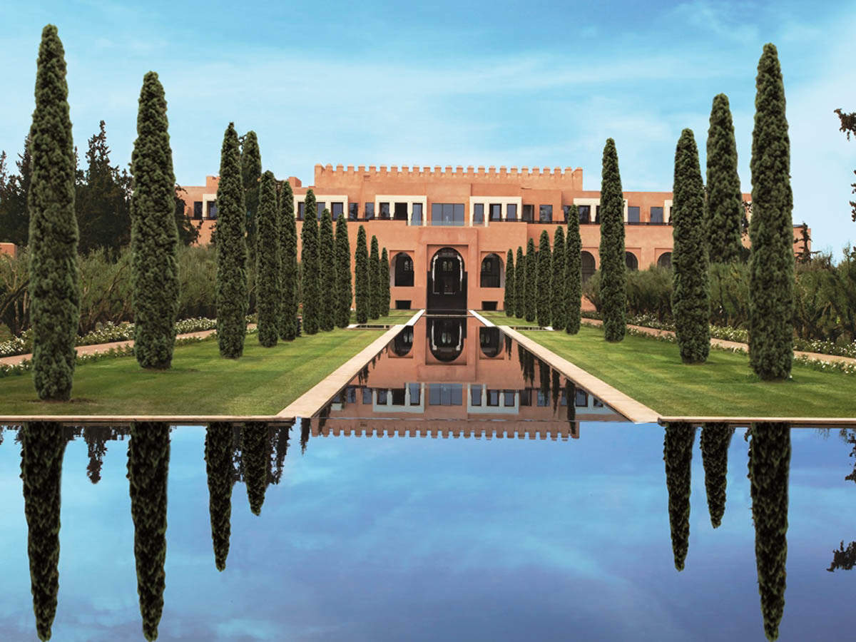 Indian Chain Oberoi to Open Luxury Hotel in Marrakech in December