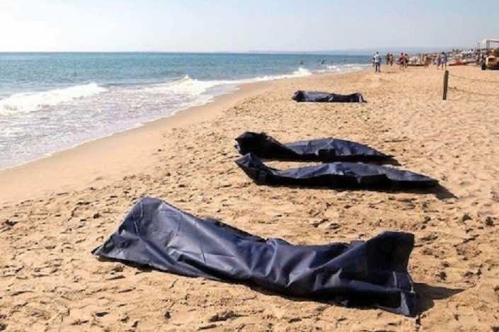 Moroccan Police Retrieve 12 Bodies of Migrants Near Casablanca
