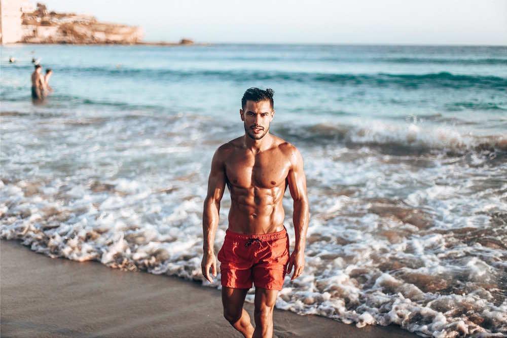 Italy Crowns Italian-Moroccan Bodybuilder Rudy El Kholti Mister Italia