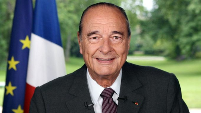 Jacques Chirac Dies Today Early Morning at the Age of 86