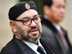 King Mohammed VI has sent a message of condolence to the French president, Emmanuel Macron, following the death of Jacques Chirac.
