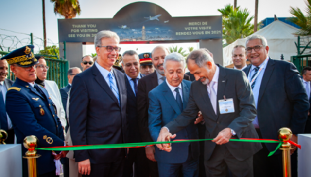 Marrakech Airport Hosts International Aviation and Business Show1