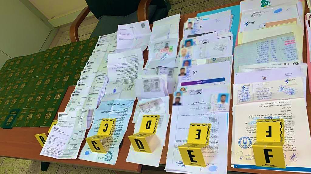 Marrakech Police Dismantles Fraud Criminal Network