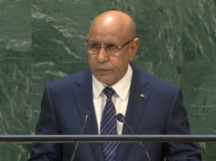Mauritania Angers Polisario after Ignoring Western Sahara Conflict at UN General Assembly