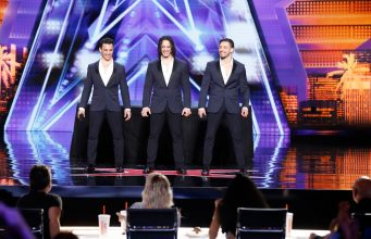 Moroccan Acrobat Trio Sparks Amazement on TV Show America's Got Talent
